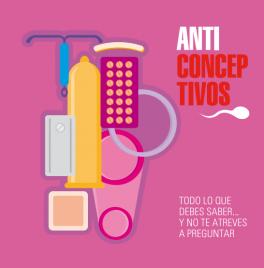 Guía sobre Anticoncepción (Todo lo que debes saber...y no te atreves a preguntar)