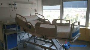 habitación individual de la planta de maternidad